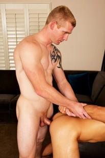 Tim And Blake Bareback from Sean Cody