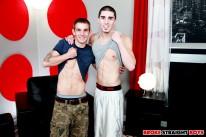 Dakota And Damien Oral from Broke Straight Boys