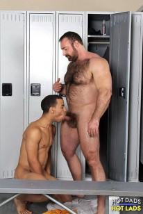 Brad Kalvo And Trelino from Hot Dads Hot Lads