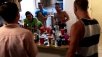 Cum Dumpster from Fraternity X