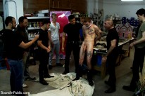 Nick Tristan And Hayden from Bound In Public