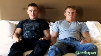Brock And Tim from Active Duty