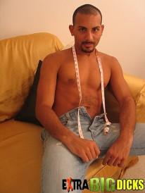 Antonio from Extra Big Dicks