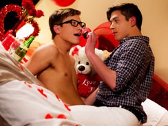 First Time Valentines from Helix Studios
