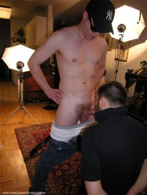 Vinkos Full Service Session from New York Straight Men