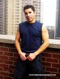 Andy from New York Straight Men