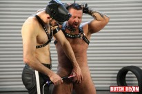 Marc Angelo And Dolan Wolf from Butch Dixon