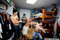 Tag Team from Dick Dorm