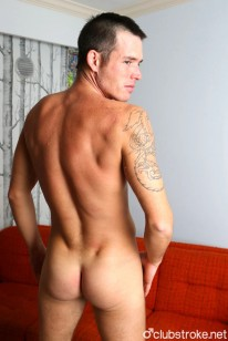 Jack Stewart Sexy Stud from Club Stroke
