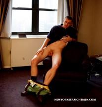 Derick from New York Straight Men