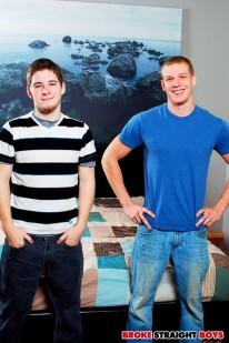 Johnny And Jerek from Broke Straight Boys
