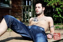 Patrick Hill from Lads Next Door