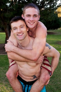 Noel And Dennis Bareback from Sean Cody