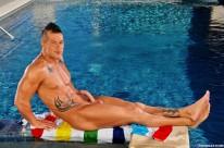 Poolside Pleasure from Next Door World