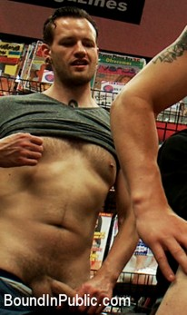 Travis Irons from Bound In Public