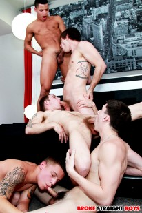 Bsb 1000th Scene from Broke Straight Boys