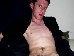 Aaron from Amateur Straight Guys
