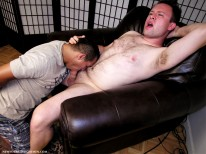 Servicing Hipster from New York Straight Men