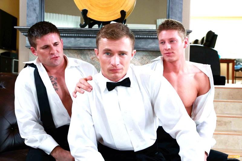 Male Wedding Porn - Wedding Jitters Groom from Next Door Buddies ...