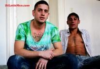 Niko And Matias from Bi Latin Men