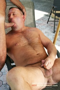 Jason Proud And Brock Hart from Hot Older Male