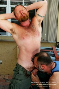 Dalton Hawg And Sean Travis from Hot Older Male