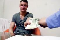 Debt Dandy 36 from Czech Hunter