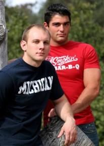 Aidan And Adam from Perfect Guyz