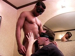 Blowing Randy from Maskurbate
