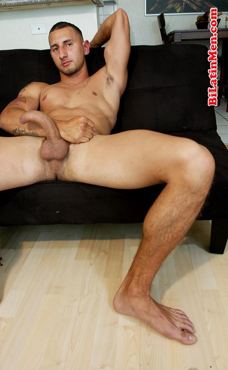 male nude Latin man