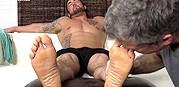 Antonios Masculine Size 11 from My Friends Feet