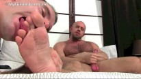 Matt Stevens Cameron Kincade from My Friends Feet