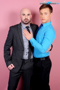 Horny Boss And Billy Rubens from Staxus