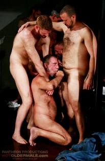 More Big Dick Daddy Club from Hot Older Male