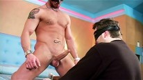Blowing Manuel from Maskurbate