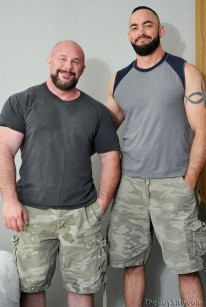 Joey And Mike from The Guy Site