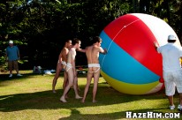 Big Balls And Jockstraps from Haze Him