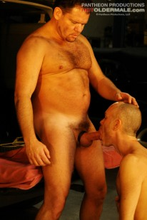Jack Austin And Erik Hall from Hot Older Male