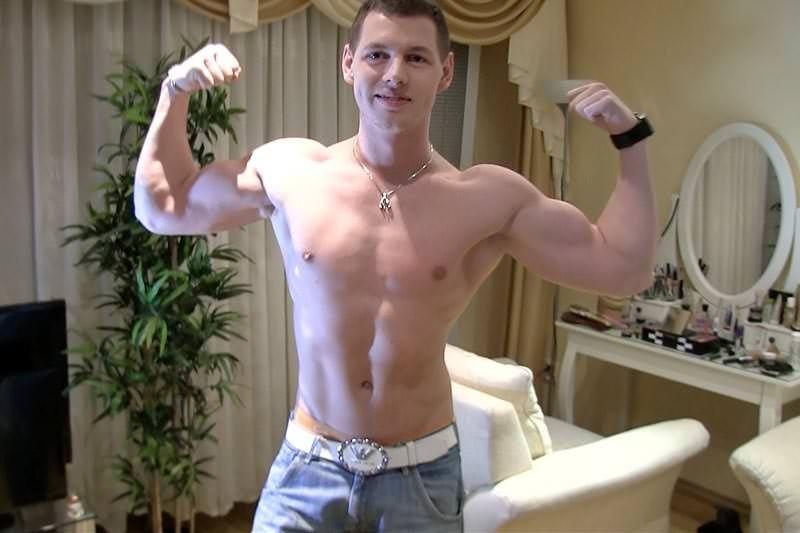 Czech muscle dudes