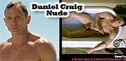 Daniel Craig Nude from Mr Man