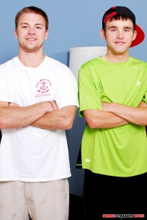 Trey And Kirk from Broke Straight Boys