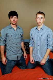 Tim And Darren from Broke Straight Boys