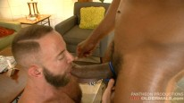 Shay Michaels And Aron Ridge from Hot Older Male