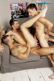 Dick And Tom Fuck Connor from Staxus