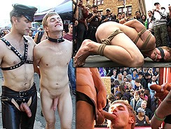 Noah Brooks Public Sex Abuse from Bound In Public
