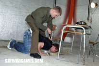In The Prison from Gay War Games