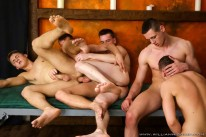 Wank Party 2014 3 Part 2 Raw from William Higgins