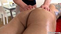 Oil Massaged Anal Sex from Rub Him