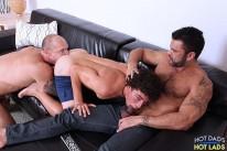 Jake Deckard Rogan Richards from Hot Dads Hot Lads