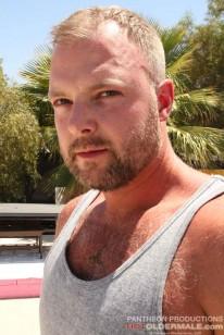 Josh Thomas from Hot Older Male